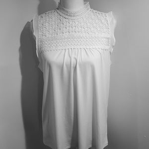 Express crochet top